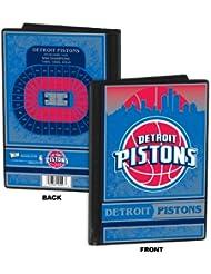 Eso es my Ticket 4por el álbum de fotos de 15,2cm/Brag Book, Detroit Pistons