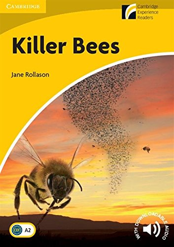 CDR2: Killer Bees Level 2 Elementary/Lower-intermediate (Cambridge Discovery Readers)