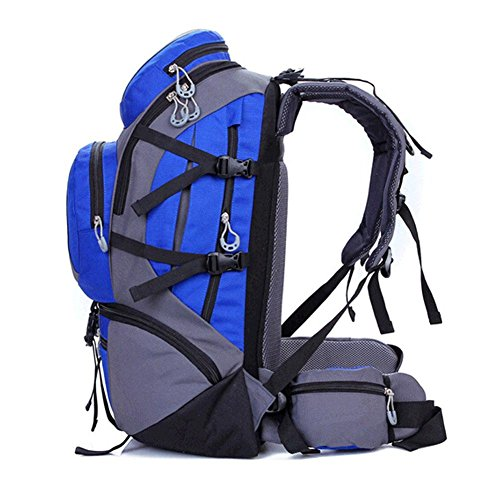 DONG Outdoor / 40L / bulk / Berg Tasche blue