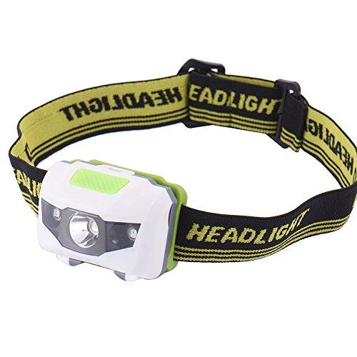 Lianle LED-Scheinwerfer für Camping, Wandern, Radfahren, Angeln,