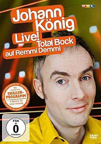 König,Johann Johann König-Total Bock Auf Remmi Demmi [Import allemand]
