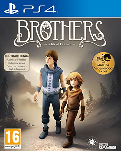 GIOCO PS4 BROTHERS A TALE OF TWO SONS