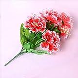 #5: JaipurCrafts Artificial New Arrival Decorative Season Flowers Bunch