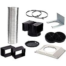Siemens LZ55650 - Accesorio para chimenea (Extractor kit, Bosch, DWK06G620, DWK06G660,