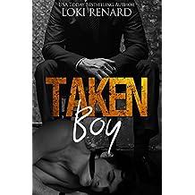 Taken Boy: A Dark Gay Romance (House of Vitali Book 1)