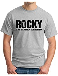 OM3 - ROCKY - T-Shirt Balboa, S - 5XL