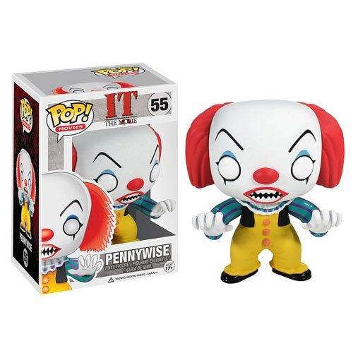 nywise Clown Pop! Vinyl Figur (55) (Wahnsinnige Kostüme)