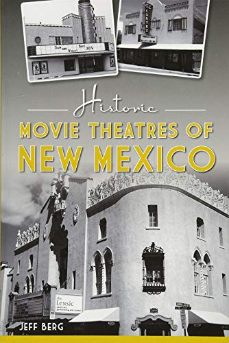 Historic Movie Theatres of New Mexico (Landmarks) - Serie 3 Box Seat