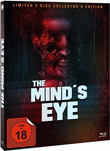 The Mind's Eye - Limited Edition - Mediabook (+ DVD) Cover B [Blu-ray]