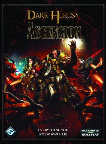 Dark Heresy: Ascension por Fantasy Flight Games