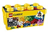 #3: Lego Classic Creative Brick, Multi Color 484 pcs
