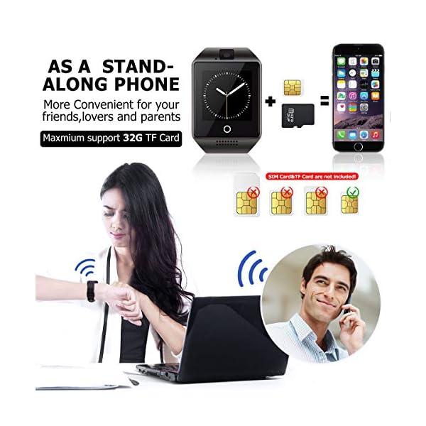 EUKK Smartwatch Reloj Inteligente 5