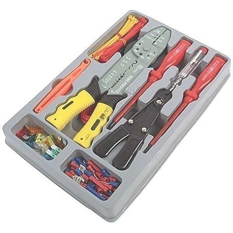 Generic NV _ 1001002501_ yc-uk2L kitele Pinza Plie Brand New Boxed Imper Crimpers Kit L (Boxed Tubo)