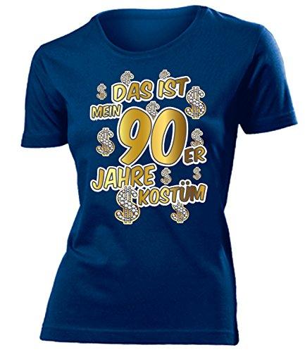 90er Jahre Kostüm Frauen T-Shirt Karneval Fasching Motto Schlager Party Outfit Schlagershirt Faschingskostüm Schlagerkostüm Oberteil Accessoires Jacke