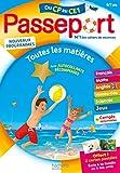 Passeport Cahier de Vacances 2019 - Toutes les matières du CP au CE1 - 6/7 ans...