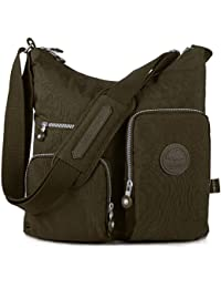 12a2b958dd86 Amazon.co.uk  Brown - Handbags   Shoulder Bags  Shoes   Bags