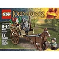 LEGO The Lord of the Rings Hobbit Gandalf Arrives (9469)