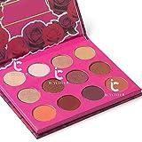 Icycheer 12colori nude, palette di ombretti smoky glitter Shimmer opaco palette di ombretti neutra Fashion color Hot