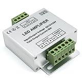 LED RGB Verstärker - Amplifier 12V 18A 216 Watt für LED RGB Strip-Streifen mehrfarbig