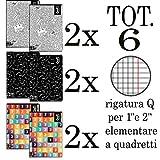 Juventus Maxi cahier 100gr linéature Q–1et 2élémentaire