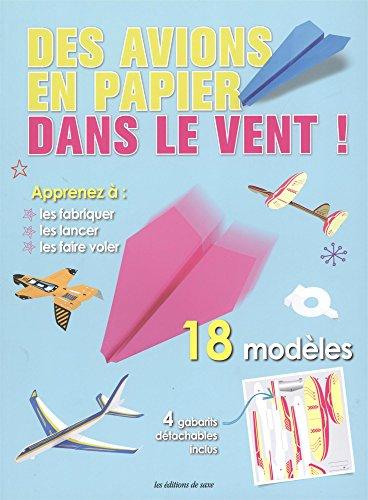 Des avions en papier dans le vent ! par Jun Tamba
