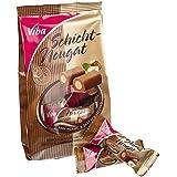 Viba - Bolsa de mini chocolatinas de nougat a capas - 100 g