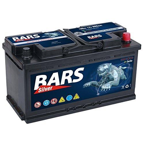 Autobatterie von Bars
