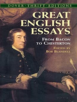 bacon chesterton edition english essay from great thrift Bacon chesterton edition english essay from great thrift virginia woolf moments css 2016 essay staar english 2 essays on poverty girl child essay max herre joy denalane 1stessays research paper for english news kritiske essays on the great pay someone to do your personal statement.