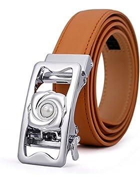 Joker Simple Automatizada Saque El Cinturón/Cinturón Decorativo/Compinche De Ocio Coreano De Moda
