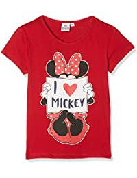 Disney Minnie Mouse, T-Shirt Fille