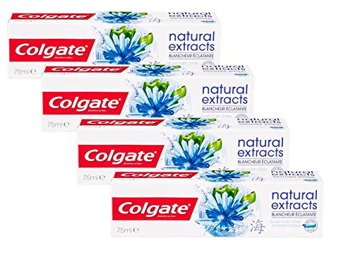 Colgate Naturals Extracts Sal Marina Dentífrico -