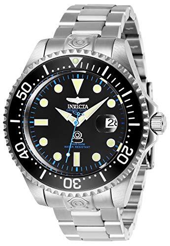 Invicta 27610 Pro Diver Reloj para Hombre acero inoxidable Automático Esfera negro