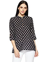 Myx Women's Cotton Short Kurta
