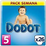 Dodot - Pañales para niños de 13-18 kg, 26 unidades