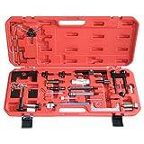 ALKAN Großes Set Motoreinstellwerkzeug, Zahnriemen Arretier Werkzeug für VAG Motoren (Motor-Instandsetzung und Zahnriemenwechsel-Satz)