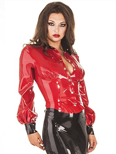 Honour School Mistress Gummi-Bluse