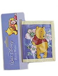 030dec28912ff Portefeuille Winnie l ourson pour enfant - Accessoire original Disney Winnie  the Pooh mauve -