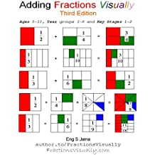 Adding Fractions Visually Third Edition