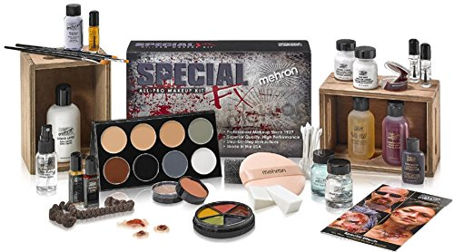 Mehron Special Fx All-pro Makeup (Fx Up Kit Make)