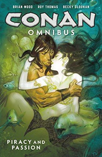 Conan Omnibus Volume 5 (Wood Brian Conan)