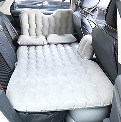 LYGID Auto Reisen Aufblasbare Matratze Air Camping Universal Rücksitz Erweiterten Schlafcouch Beflockung Luftmatratze Auto Kissen Reisen Für Kinder,C