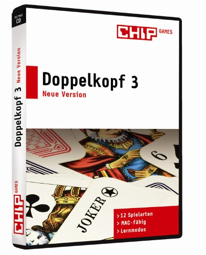 CHIP - Doppelkopf 3 - [PC/Mac]