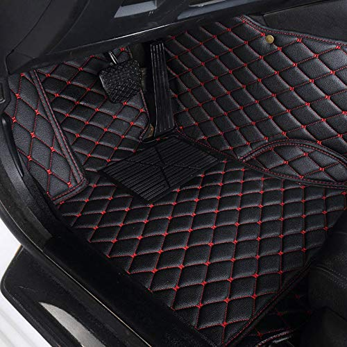 Car Believe Auto Car Floor Tappetino per Pajero Sport 4 grandis Lancer Outlander XL 2017 2013 Accessori Auto Tappeto Impermeabile