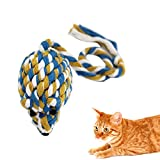 XHD-Prodotti per animali Il giocattolo del mouse del cavo della cotone intrecciato di alta qualità, addestramento che impacca i giocattoli dell'animale domestico Gli animali domestici sono più comodi