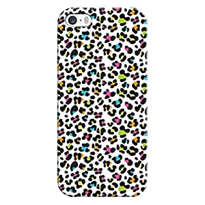 EYP Cheetah Leopard Print Back Cover Case for Apple iPhone 5