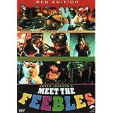 MEET THE FEEBLES - Uncut Hardbox - by Peter Jackson