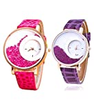 Girls Watches (Pink and Purple mxre)