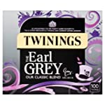 Twinings The Earl Grey, 100 Tea Bags