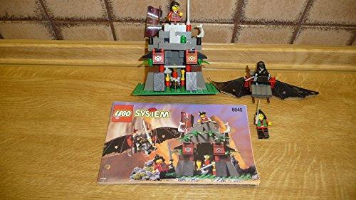Preisvergleich Produktbild LEGO System Ninja 6045 Schlupfwinkel der Banditen