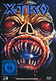 X-TRO - 3-Disc Limited Collectors Edition Mediabook mit Silberprägung - limitiert auf 333 Stück  (+ DVD) (+ CD-Soundtrack) [Alemania] [Blu-ray]